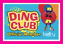 Ding Club Official Member card