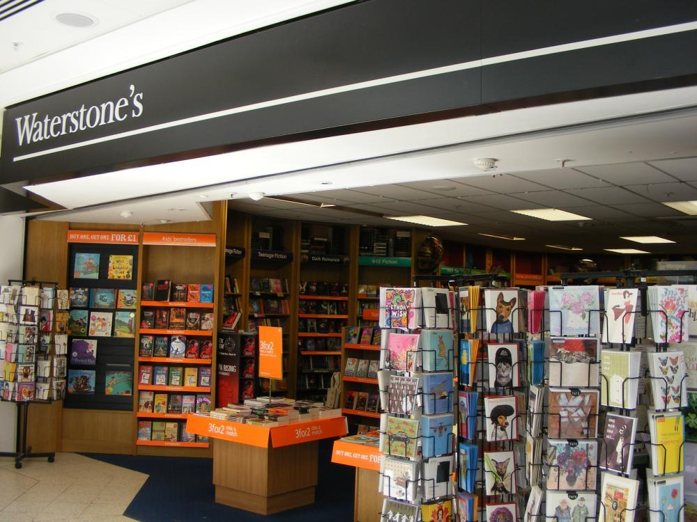 Waterstones Belfry Shopping Centre