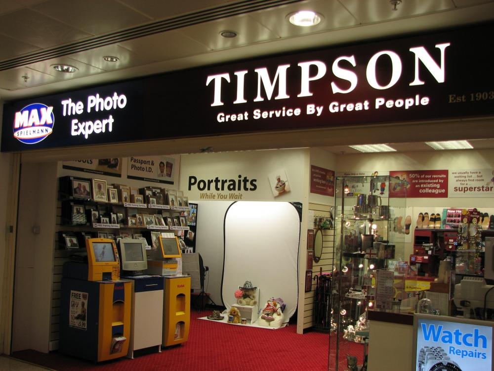 Timpson Belfry Shopping Centre