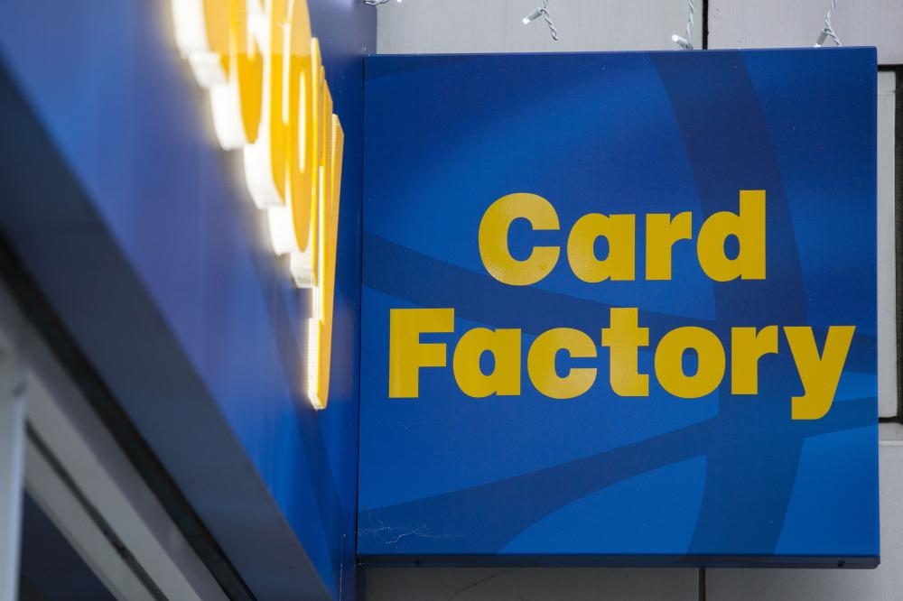 Card factory belfry shopping centre card factory negle Images