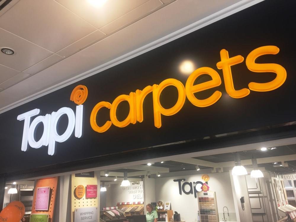 Tapi Carpets Belfry Shopping Centre