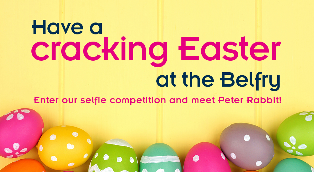 Belfry Banner Template Mobile Easter